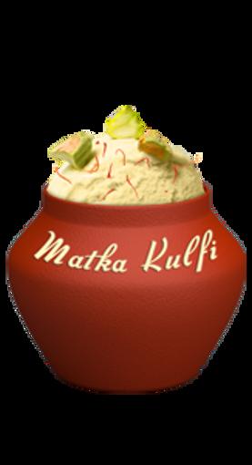 Picture of Top'n town matka kulfi ice cream 100ml