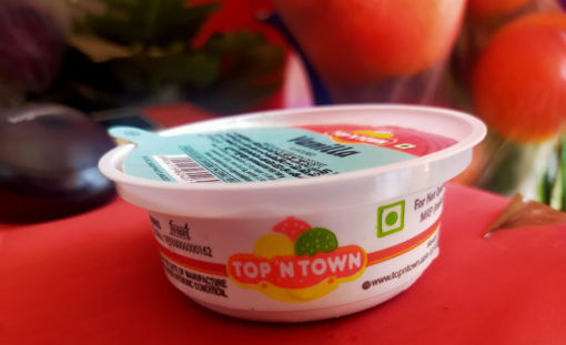Picture of Top'n town vanilla flavoured ice cream