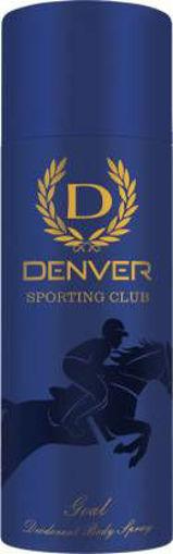 Picture of DENVER Sporting Club - Goal Deodorant Spray - For Men  (165 ml)
