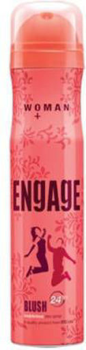Picture of ENgAgE Blush Deo Deodorant Spray - For Women  (165 ml)