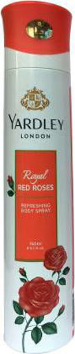 Picture of Yardley London Royal Red Rose Deodorant Spray - For Women  (150 ml)