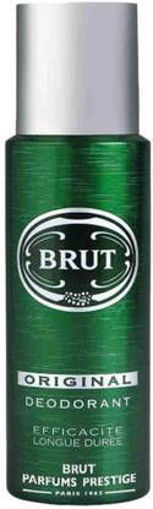 Picture of BRUT Imported Original Deodorant Spray - For Men  (200 ml)