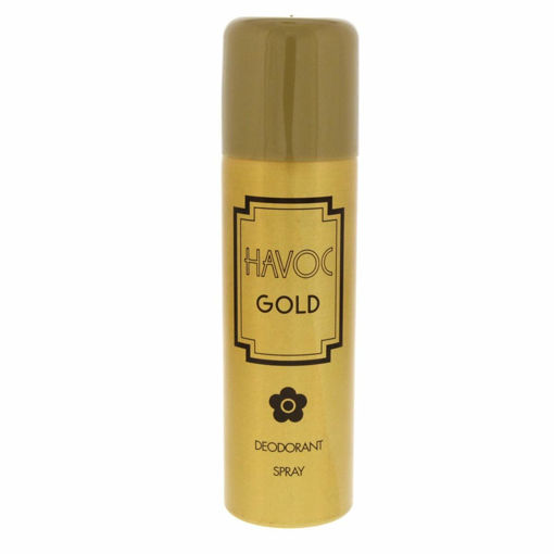 Picture of Havoc Gold Deodorant Spray for Men, 200ml