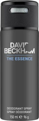 Picture of DAVID BECKHAM The Essence Manhood (New) Deodorant Spray - For Men  (150 ml)