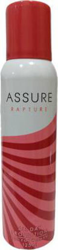 Picture of ASSURE Rapture Deodorant Spray - For Women  (125 ml)
