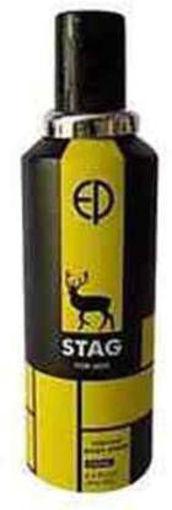 Picture of ESTIARA STAG PERFUME BODY SPRAY FOR MEN 200 ML Deodorant Spray - For Men  (200 ml