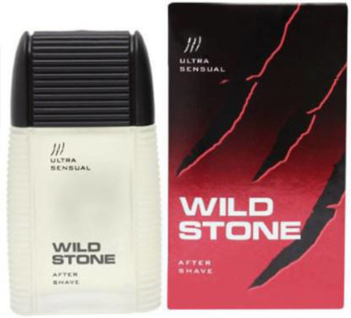 Picture of Wild Stone Ultra Sensual After Shave Lotion  (100 ml)