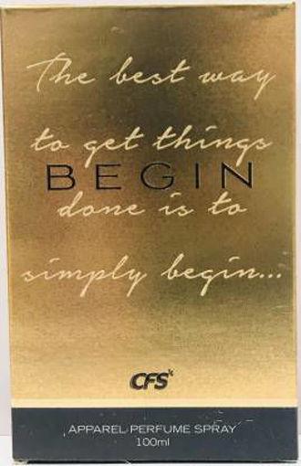Picture of BEGIN CFS GOLD -BEGIN Eau de Parfum - 40 ml  (For Men & Women)