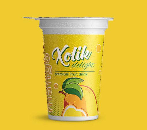 Picture of xotik delight fruit drink mango, 200ml