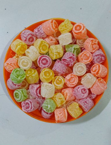 Picture of Santra Hard Boiled Candy, Candy,Santra Khatti Mtthi Goli ,Candy ,Toffee,Santra Goli