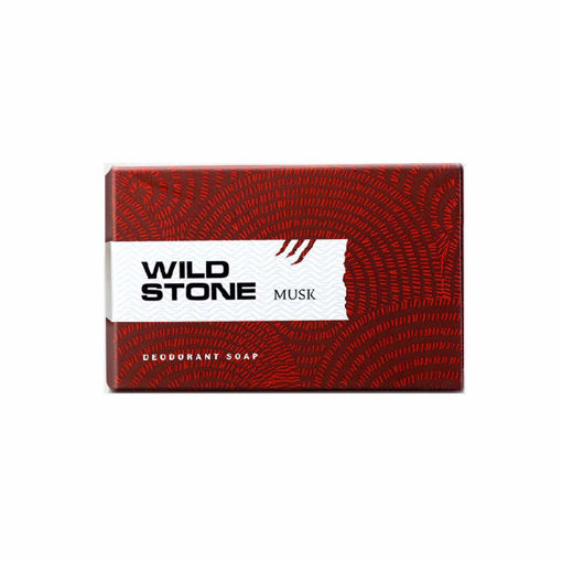Picture of Wild Stone Musk Soap, 75 g