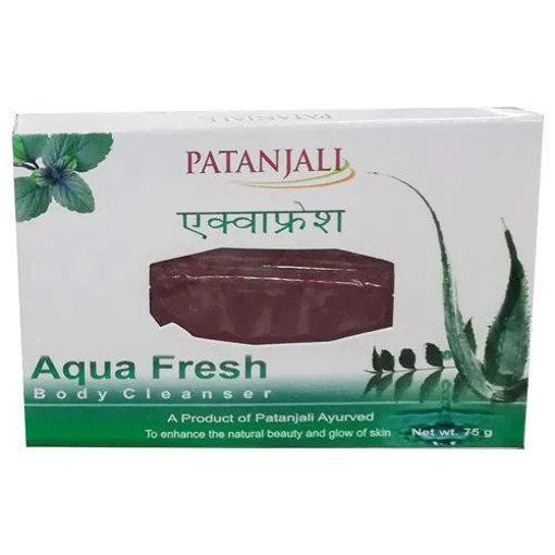 Picture of Patanjali Aquafresh Body Cleanser, 75 g