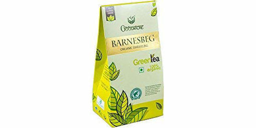 Picture of Goodricke BARNESBEG ORGANIC DARJEELING GREEN TEA - 100GMS