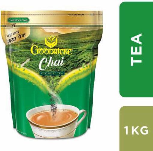 Picture of Goodricke Chai CTC Dust Tea, 1 KG Pouch