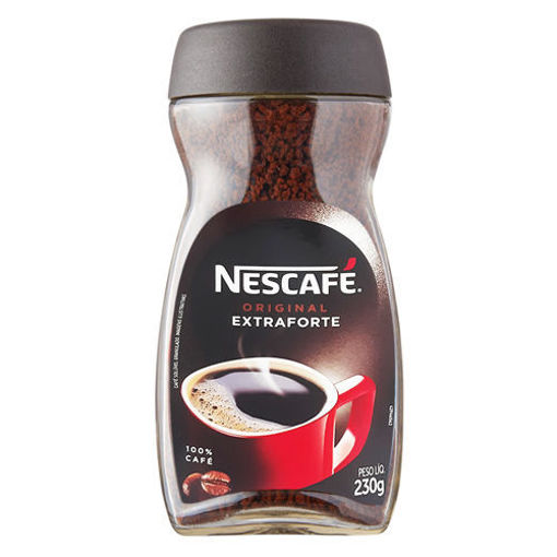 Picture of nescafe original extra forte Coffee 230g