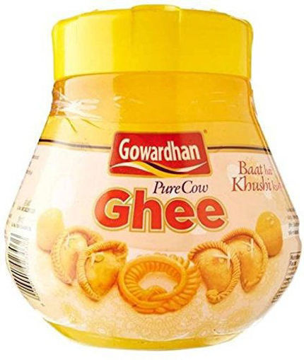 Picture of Gowardhan Pure Cow Ghee 1 L (905g) jar
