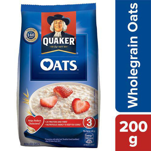 Picture of Quaker Oats, 200 g Pouch