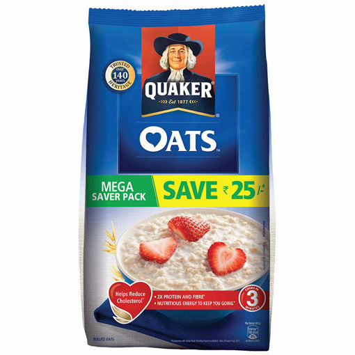 Picture of Quaker Oats Pouch, 1.5 kg
