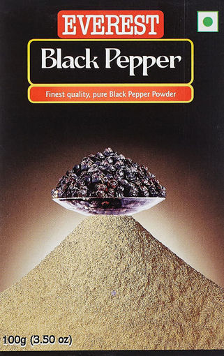 Picture of Everest Black Pepper, 100g