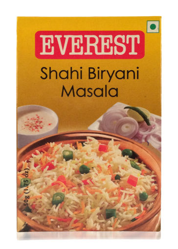 Picture of everest shahi biryani masala 50g