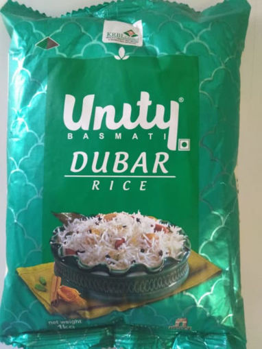 Picture of unity dubar basmati rice 1kg