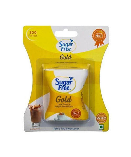Picture of Sugar Free Gold 300 Pellets
