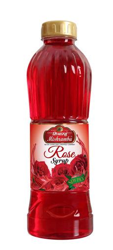 Picture of mishrambu rose Syrup sharbat 750ml