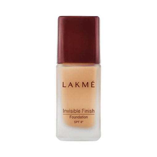 Picture of LAKME INVISIBLE FINISH FOUNDATION SPF 8+