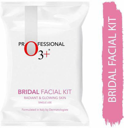 Picture of O3+ PROFESSIONAL BRIDAL FACIAL KIT(10*12GM)