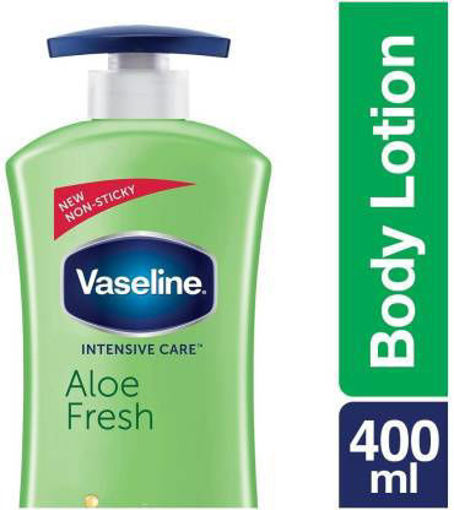 Picture of VASELINE ALOE FRESH BODY LOTION 400 ML