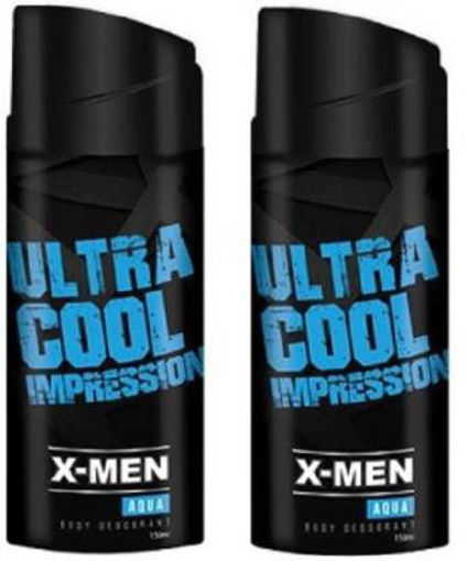 Picture of X MEN ULTRA COOL DEODRANT 150 ML