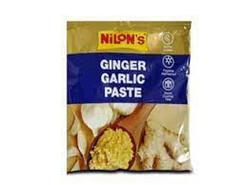 Picture of NILONS GINGER GARLIC PASTE 25 GM