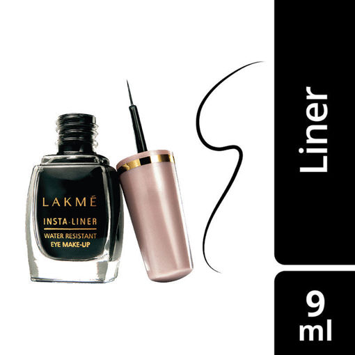 Picture of LAKME INSTA EYELINEAR  BLACK 9ML