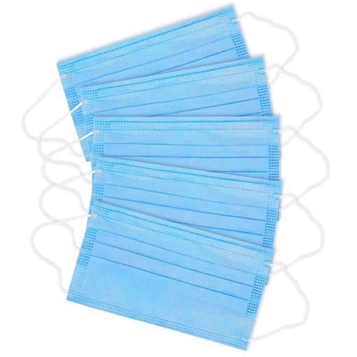 Picture of Protective Surgical Face Mask 5pc