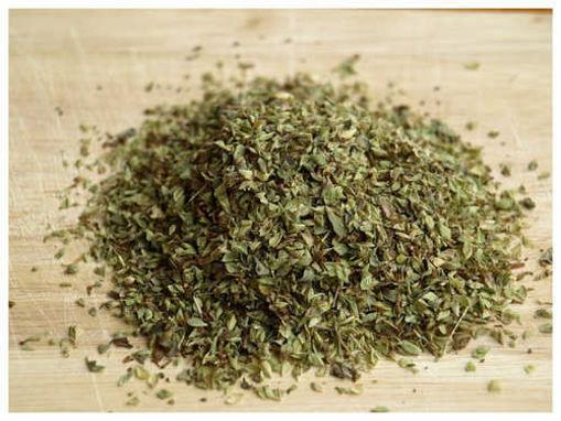 Picture of Green chilli Oregano seasoning flakes 50g