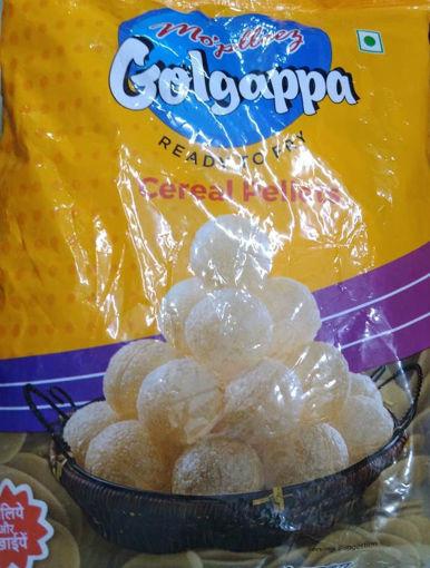 Picture of golgappa Fulki Ready to fry Kachchi fulki, 1kg