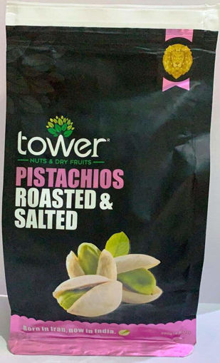 Picture of Tower Pistachios Roasted and Salted, 250g