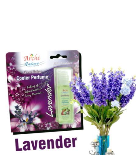 Picture of Archi Nature Good Living Cooler Perfume Scent - Lavender