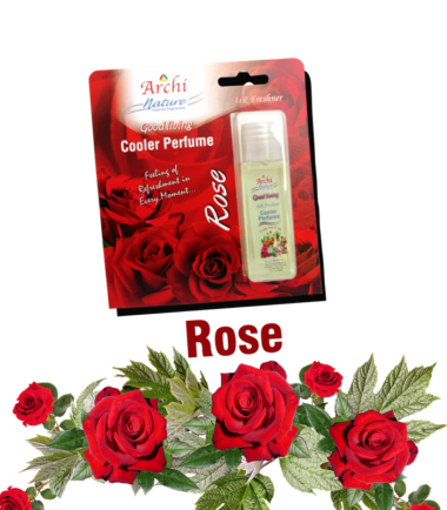 Picture of Archi Nature Good Living Cooler Perfume Scent - Rose