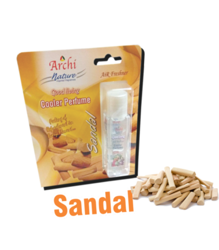 Picture of Archi Nature Good Living Cooler Perfume Scent - Sandal