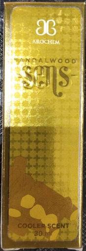 Picture of AROCHEM SENS Cooler Scent Perfume, 30ml - Sandal wood