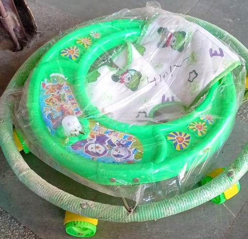 Picture of 6 wheel single chu Walker for kids