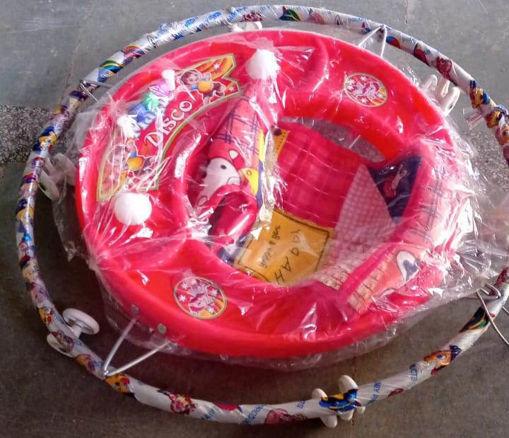 Picture of 6 wheel double chu Walker for kids