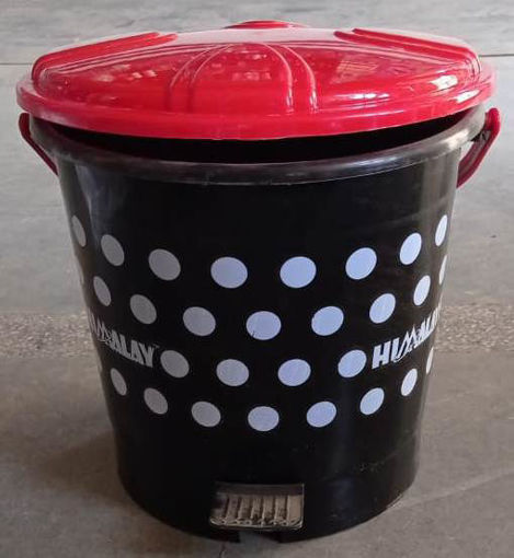 Picture of Himalay dustbin pedal bin