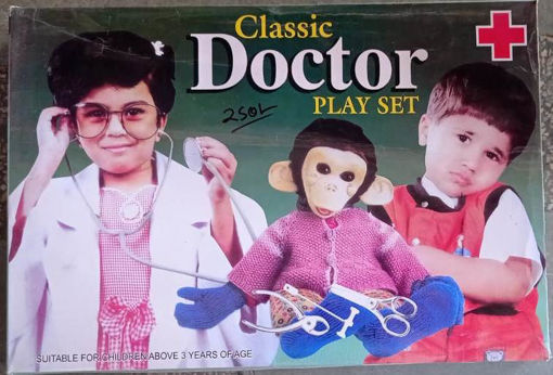 Picture of Doctor play set for kids