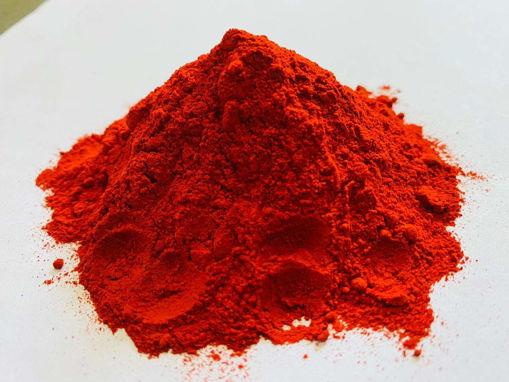Picture of Poojan Laal Kumkum Roli Powder for Tilak and Pooja, 50g