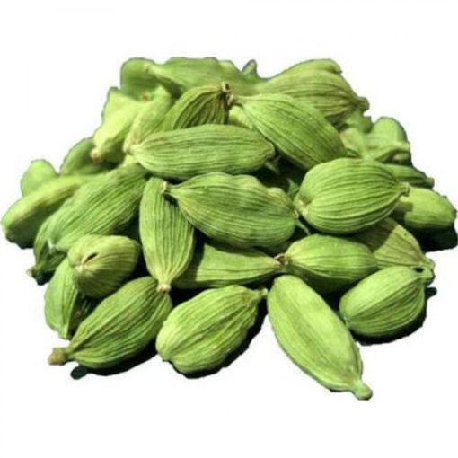 Picture of Green Cardamom or Hari Ilaichi (100g)