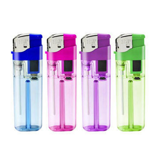 Picture of Electronic Disposable Cigrate Gas Lighter 1pc