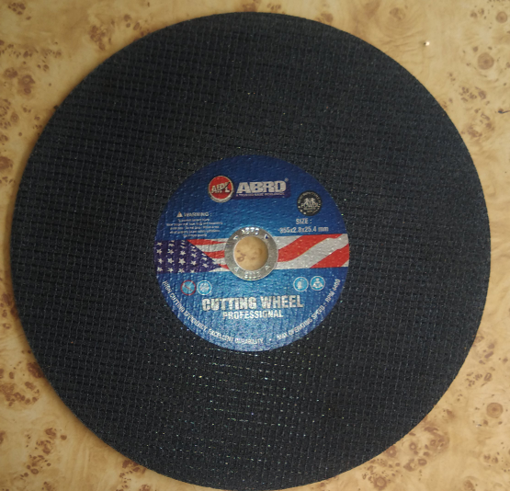 """Picture of Abro cut off wheel 14"""" inch"""